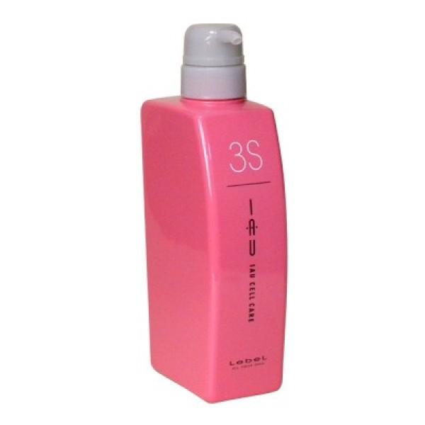 LEBEL IAU CELL CARE Cream No 3 S 500 ml