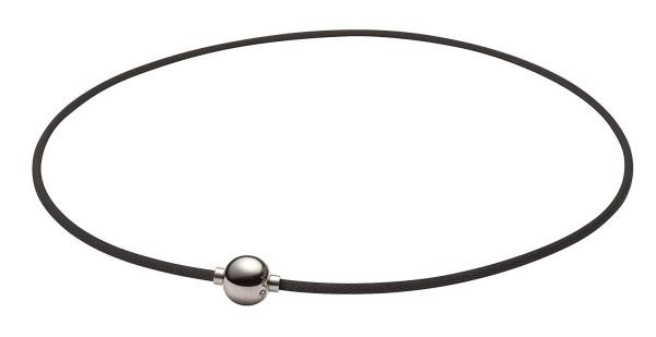 Titanium necklace Phiten X100 RAKUWA MIRROR BALL