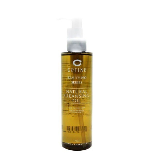 CEFINE NATURAL CLEANSING OIL