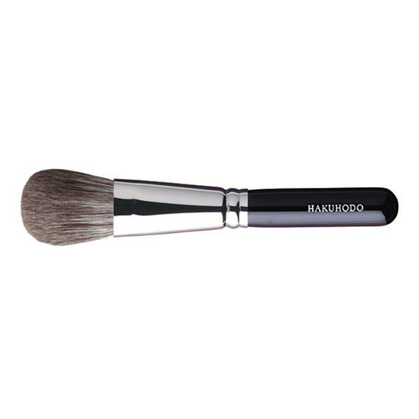 HAKUHODO Blush Brush M Round & Flat G506