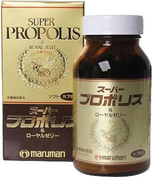 MARUMAN SUPER PROPOLIS & ROYAL JELLY