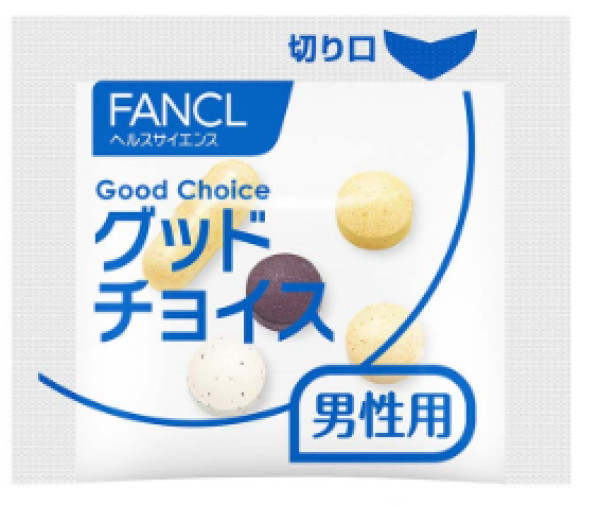 FANCL Good Choice 20's Men Health Supplement