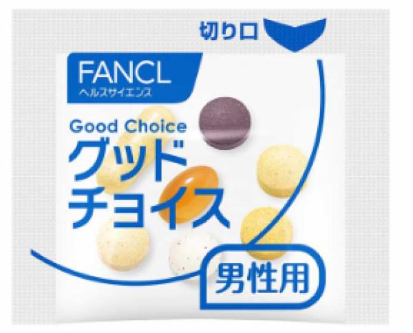 FANCL Good Choice 30's Men Health Supplement