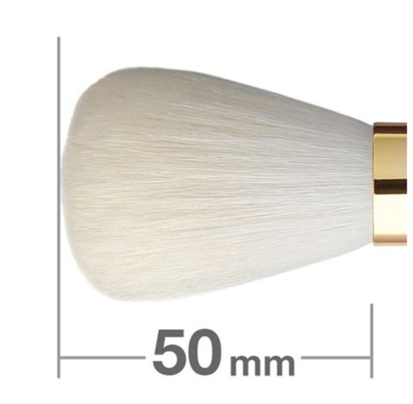 HAKUHODO Powder Brush Round S104Bk