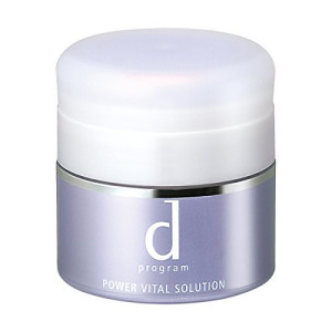 Shiseido D Program Power Vital Solution