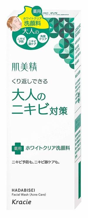 Kracie Hadabisei Medicated White Anti-Acne Foam