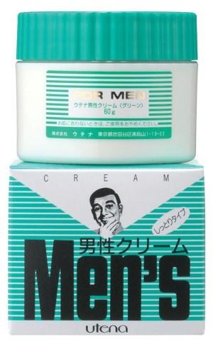 Utena Men's Cream Moist