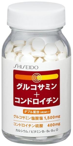 Shiseido Glucosamine + Chondroitin