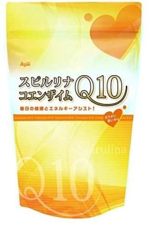 Algae Spirulina Q10