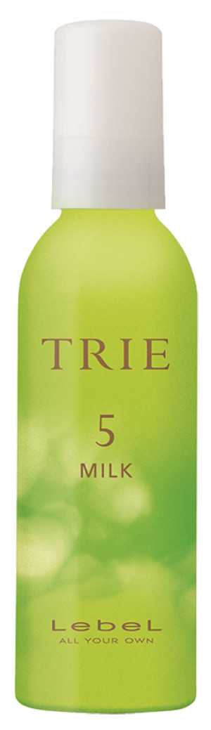 Lebel TRIE MILK 5 Medium Hold Hair Lotion