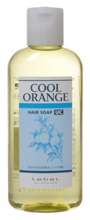 LEBEL COOL ORANGE HAIR SOAP ULTRA COOL