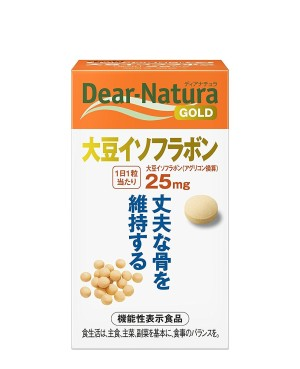 Asahi Dear-Natura Soy Isoflavone Gold