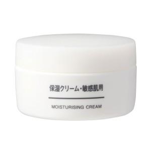 MUJI Moisturising Cream For Sensitive Skin