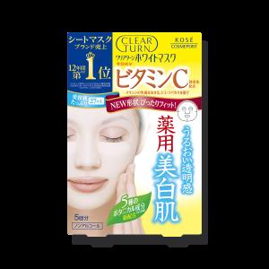 Kose Clear Turn White Vitamin C Mask