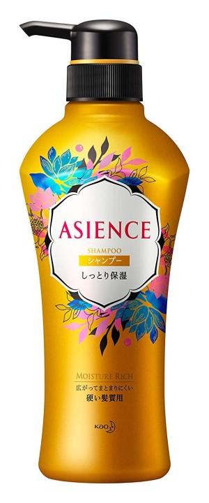 Kao Asience Moist Moisturizing Type Shampoo