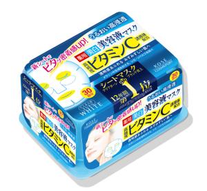 Kose Clear Turn Essence Vitamin C Mask