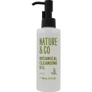 KOSE Nature & Co Botanical Cleansing Oil