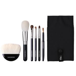 HAKUHODO Basic Selection Brush Set A 6 pcs