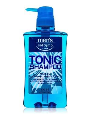 Kose Men's Softymo Super Tonic Shampoo
