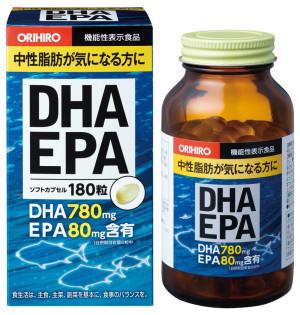 ORIHIRO DHA EPA