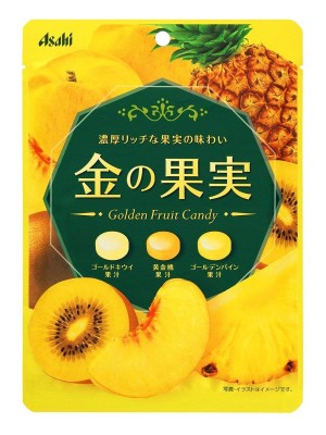 Asahi Gold Fruit Candy