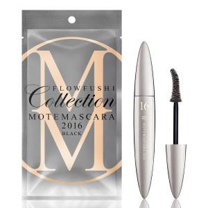FLOWFUSHI Collection Mote Mascara 2016 Bk (Black)