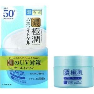 Hadalabo Koi-Gokujyun UV White Gel SPF50+ PA++++ 90g