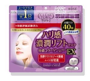 Kose Clear Turn Firmness Lift Mask EX