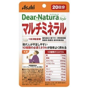 Asahi Dear-Natura Style Multi Mineral