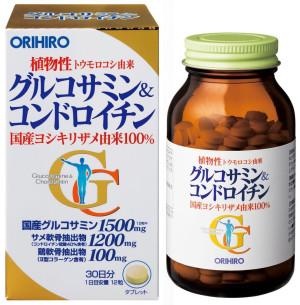Orihiro Glucosamine + Chondroitin