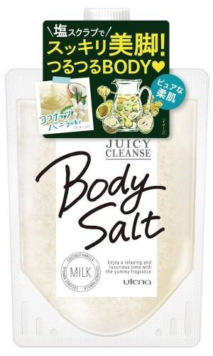 Utena Juicy Cleanse Body Salt Milk
