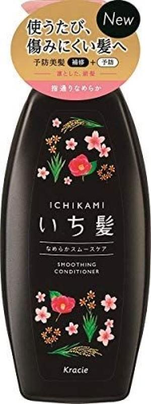 Kracie Ichikami Hair Smooth Care Conditioner