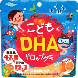 Unimat Riken DHA (Orange Flavor)