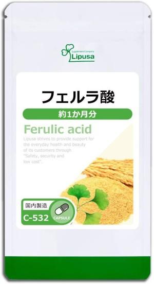 Lipusa Ferulic Acid & Ginkgo Biloba C 532