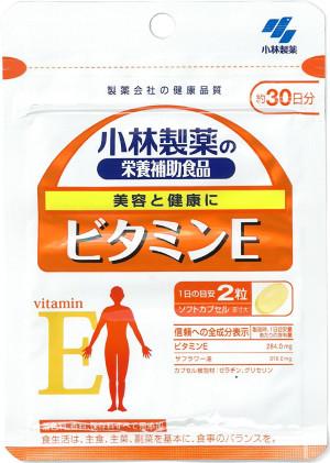 Kobayashi Pharmaceutical Vitamin E