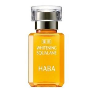 HABA 100% Whitening Squalane Oil 15 ml