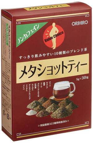 Orihiro Meta Shot Tea (Caffeine Free)