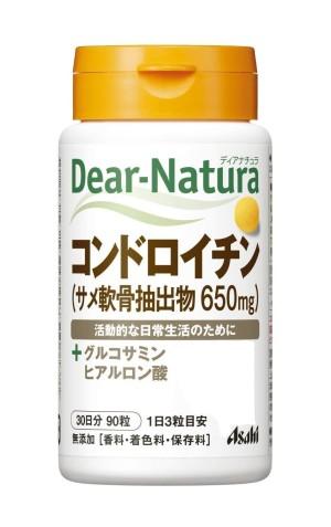 Asahi Dear-Natura Glucosamine + Chondroitin + Hyaluronic Acid