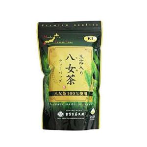Green tea gyokuro Koga Tea Honpo Yame Tea Gyokuro in bags