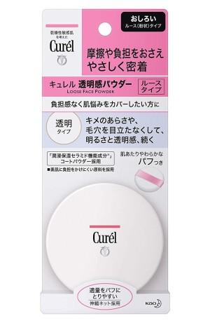 Kao Curel Transparent Feeling Powder