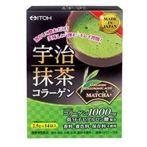 ITOH Uji Green Tea Collagen