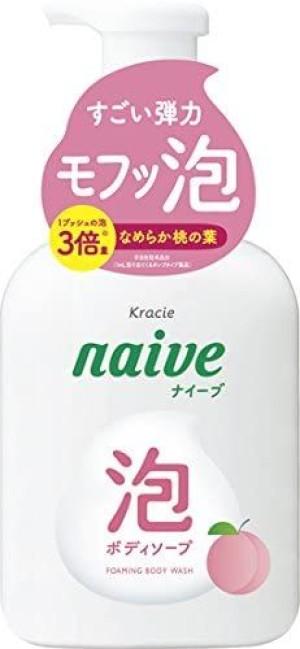 Kracie Naive Peach Hand Soap