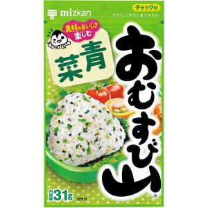 Mizkan Omusubiyama Rice Seasoning Vegetables