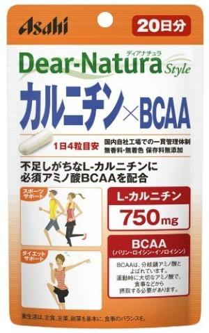 Asahi Dear-Natura Style Carnitine + BCAA