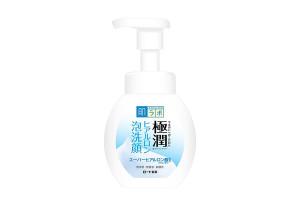 HADA LABO Gokujyun Foaming Face Wash