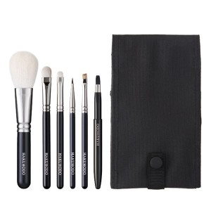 Hakuhodo Basic Selection Brush Set B 6 pcs