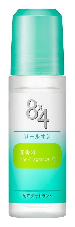 Kao 8 × 4 Roll-on Antibacterial Deodorant