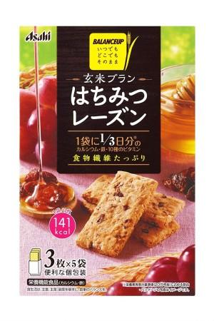 Asahi Japan Balance Up Brown Rice Bran Maple