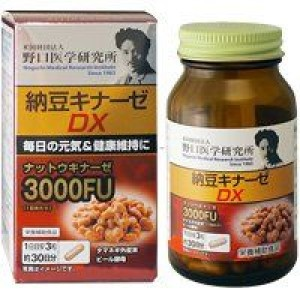 Noguchi Nattokinase 3000FU