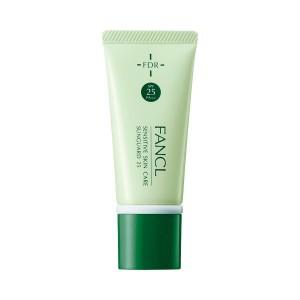Fancl FDR Sensitive Skin Care Sunguard SPF 25 PA++